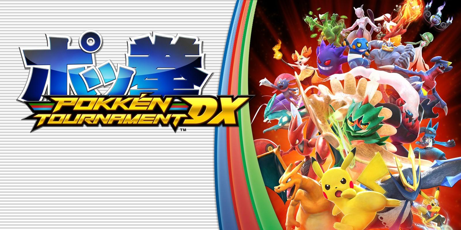 Pokkén Tournament Dx Nintendo Switch Jeux Nintendo