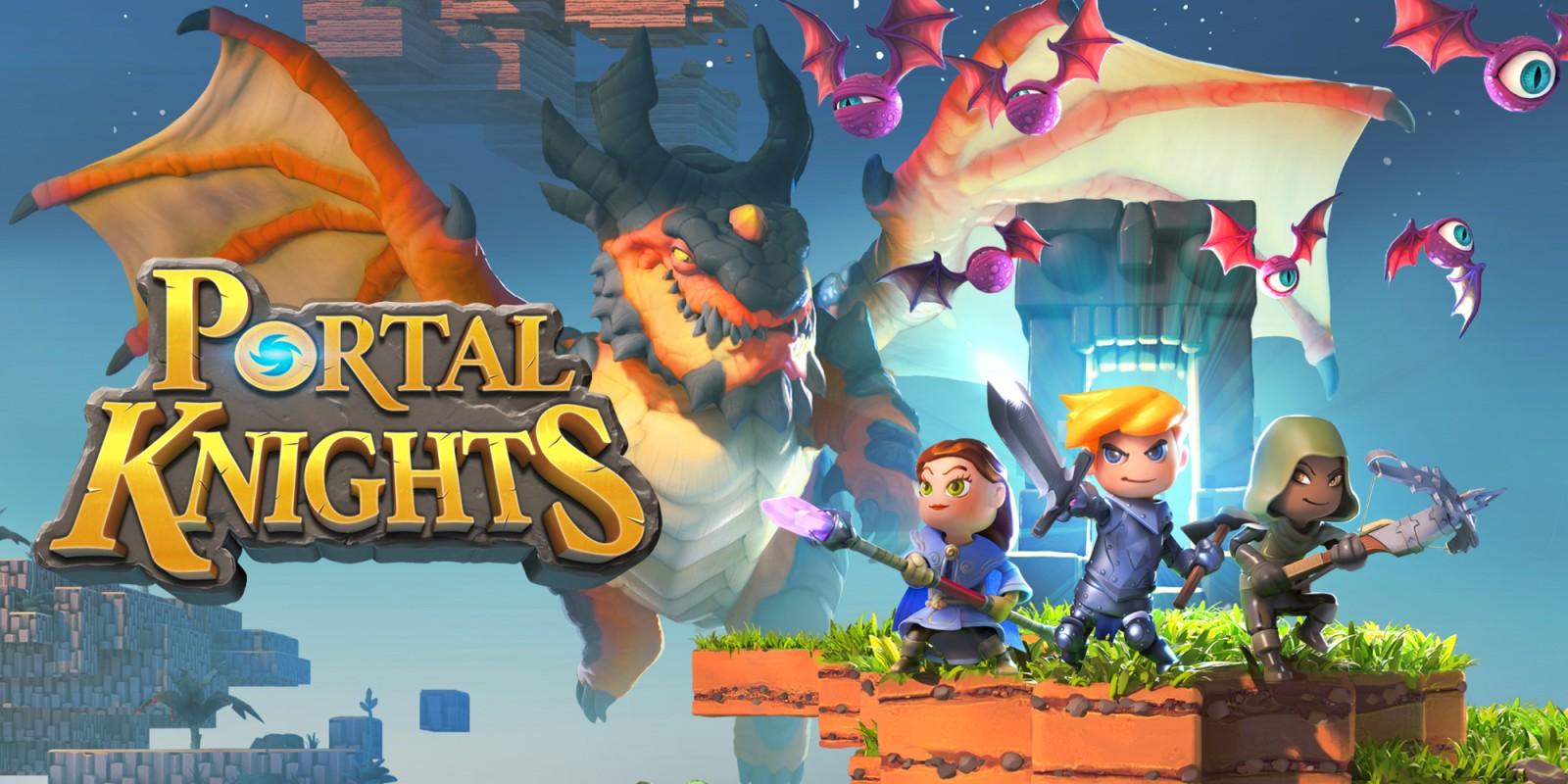 Portal Knights Nintendo Switch Spiele Nintendo