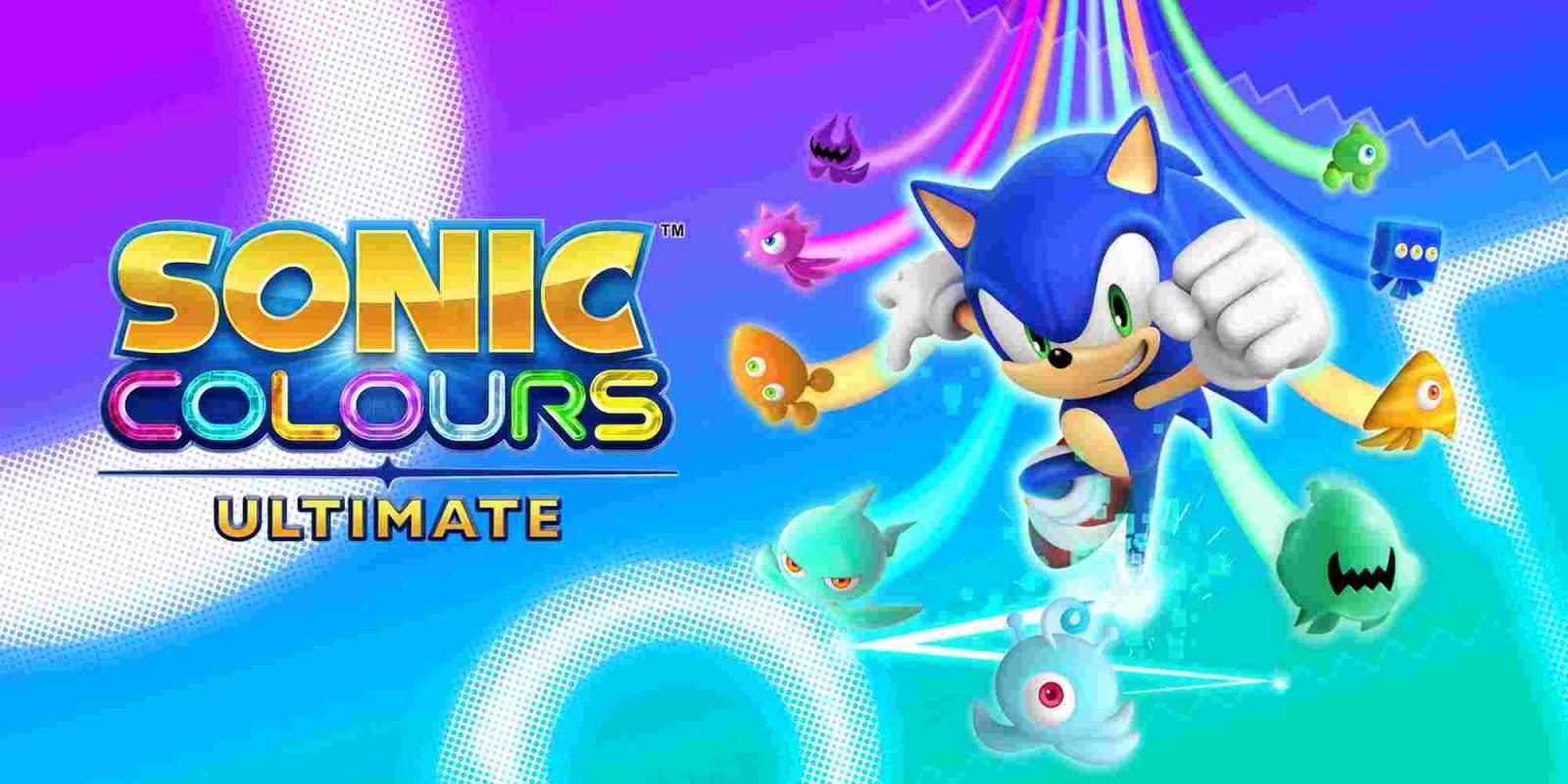 Sonic Colours: Ultimate | Nintendo Switch | Jeux | Nintendo
