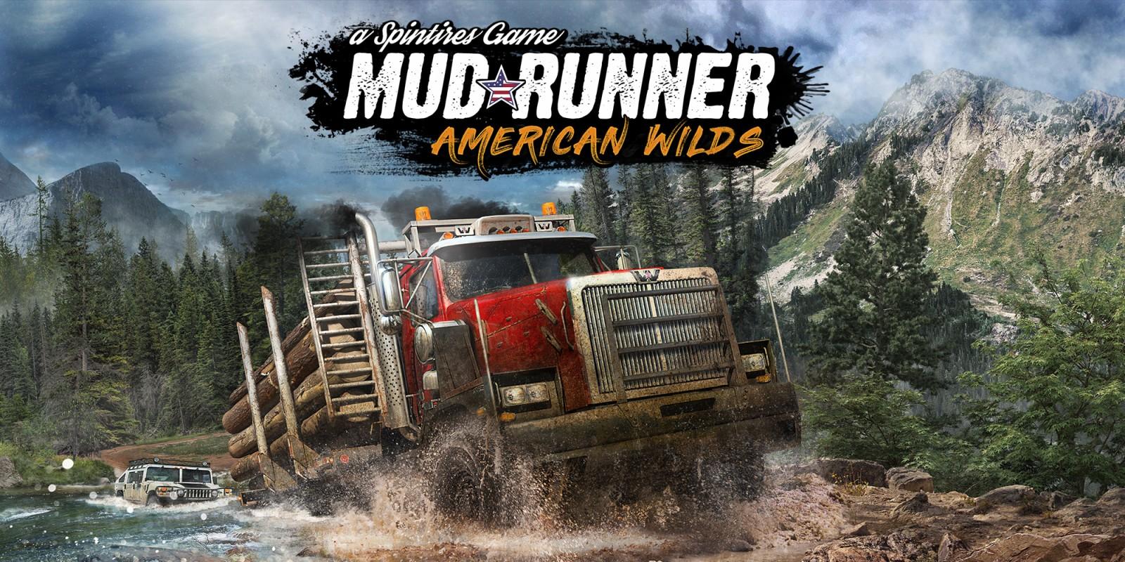 Spintires: MudRunner - American Wilds | Nintendo Switch | Spiele