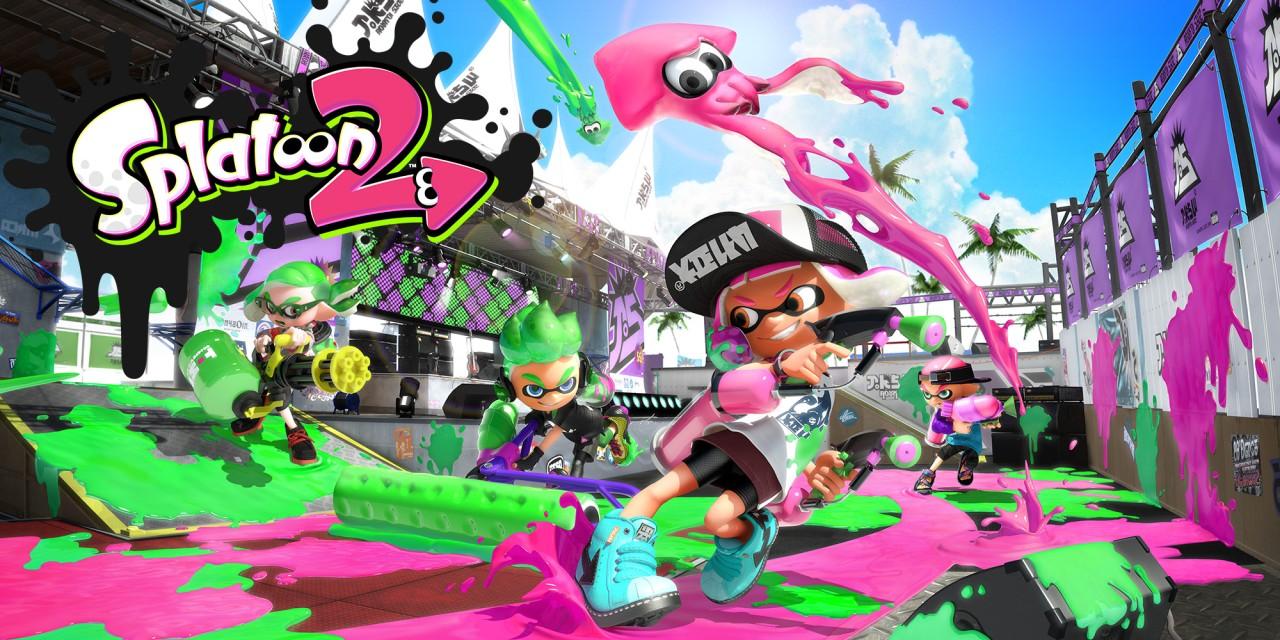 Splatoon 2 | Nintendo Switch | Spiele | Nintendo