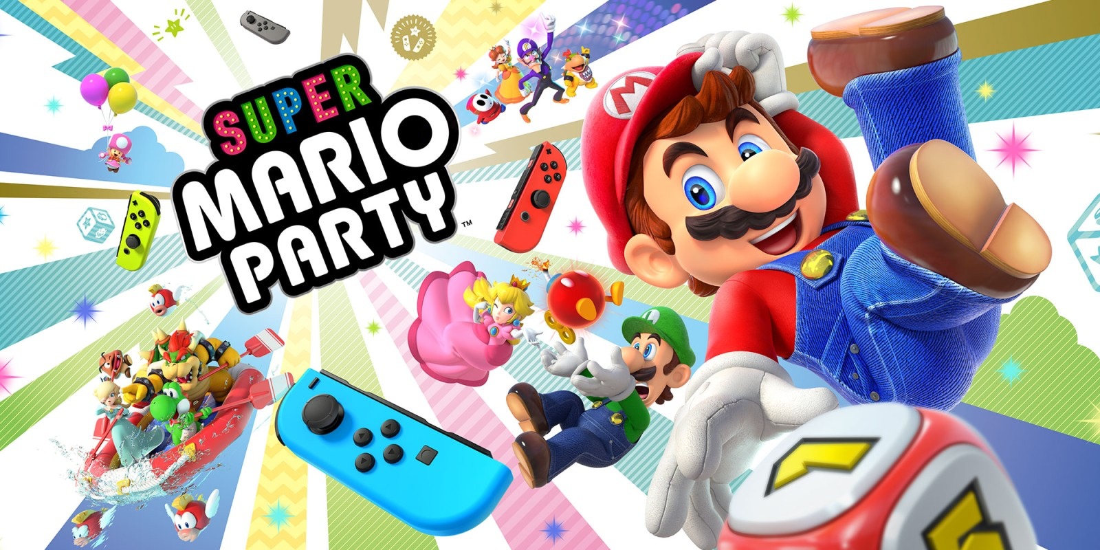 Super Mario Party Nintendo Switch Spiele Nintendo