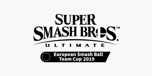Das Finale des Super Smash Bros. Ultimate European Smash Ball Team Cup 2019 findet am 4. + 5. Mai in Amsterdam statt