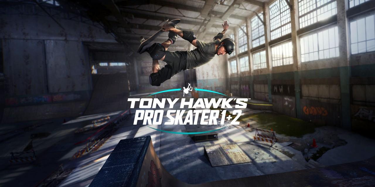 Tony Hawk's Pro Skater 1+2 Coming To Nintendo Switch - E3 Nintendo Direct