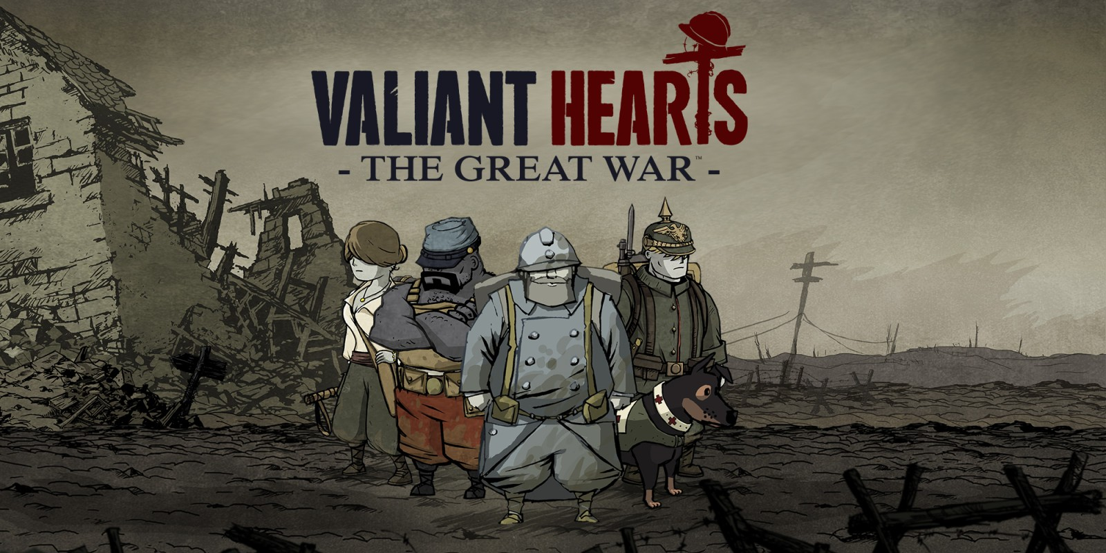 Valiant Hearts: The Great War®