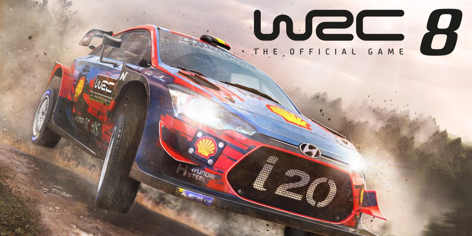 WRC 8 FIA World Rally Championship | Nintendo Switch | Jeux | Nintendo