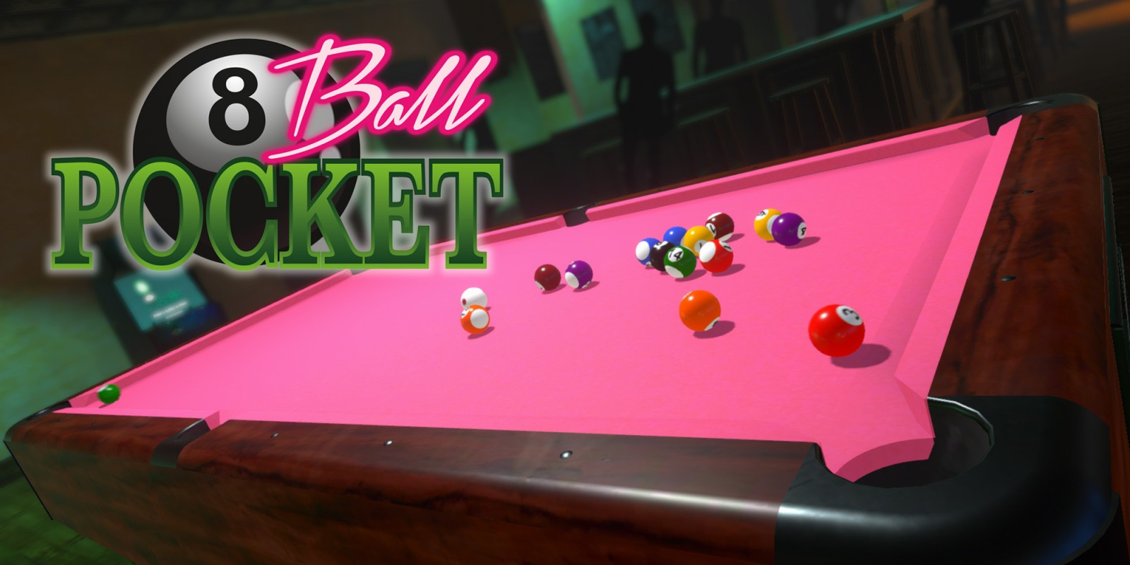 8-Ball Pocket