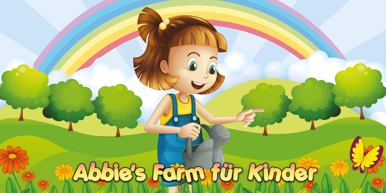 Abbie's Farm für Kinder