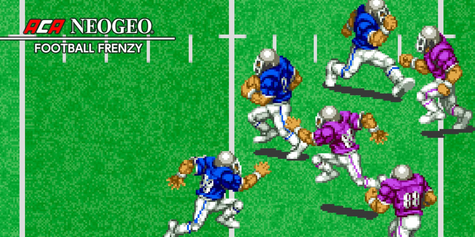 ACA NEOGEO FOOTBALL FRENZY
