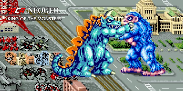 ACA NEOGEO KING OF THE MONSTERS
