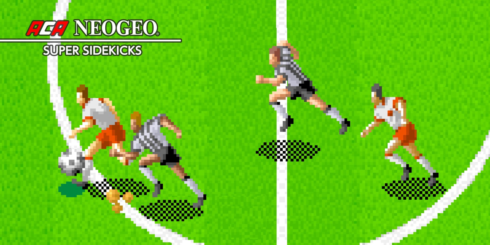 ACA NEOGEO SUPER SIDEKICKS