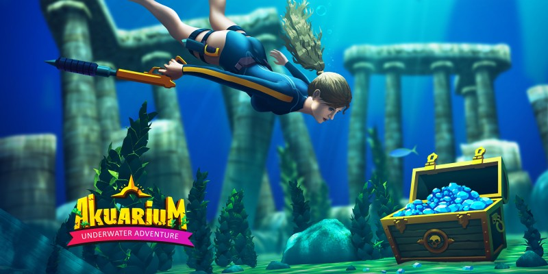 Akuarium: Underwater Adventure