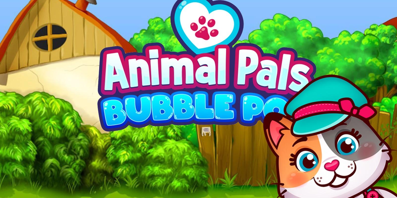 Animal Pals Bubble Pop