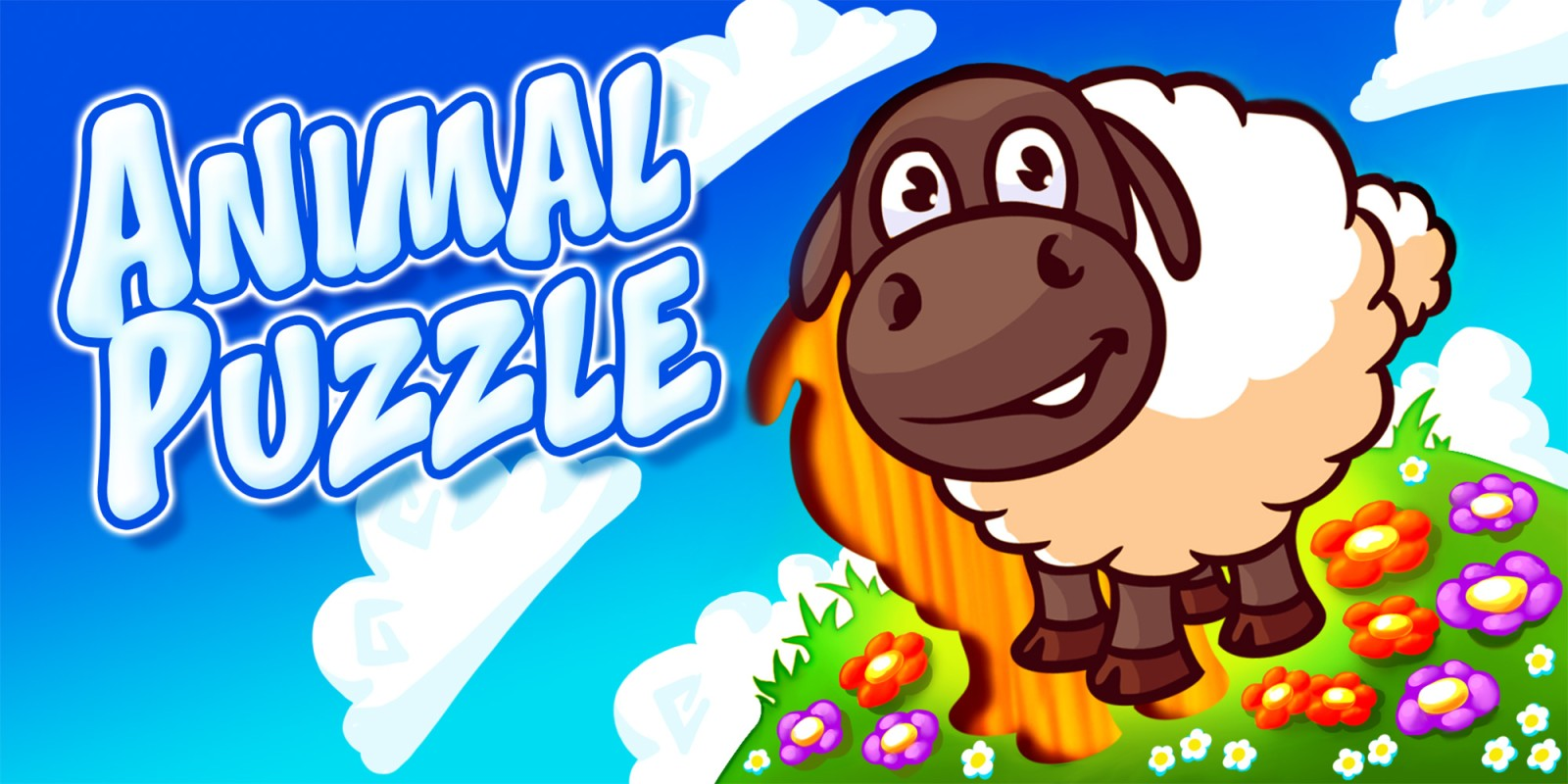 Animal Puzzle - Kindergarten und Vorschule Lernspiel Tier Puzzles Spiel für Kinder und Babies