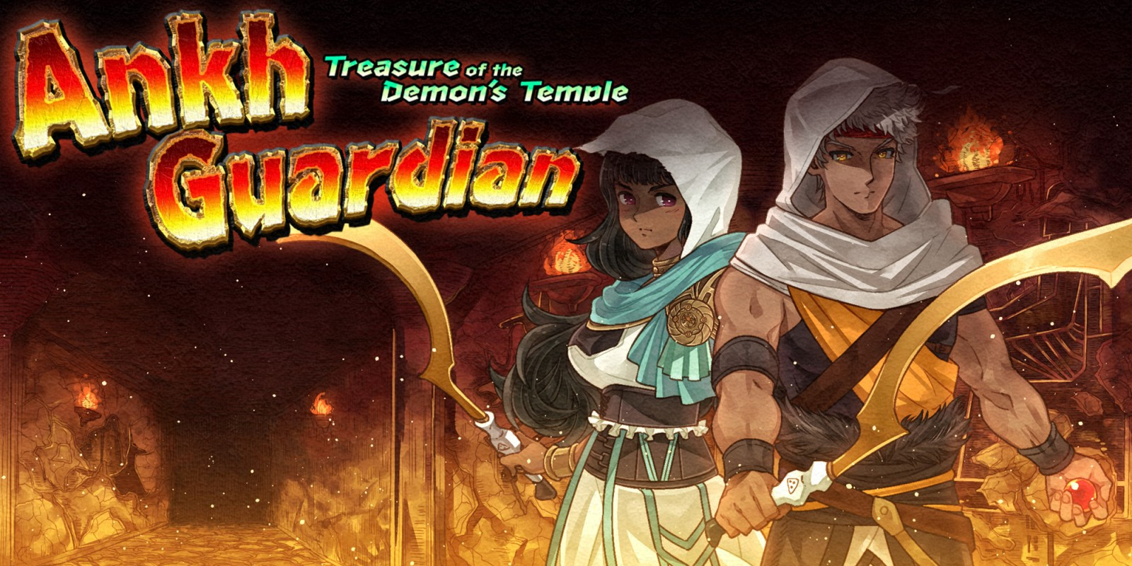 Ankh Guardian - Treasure of the Demon's Temple