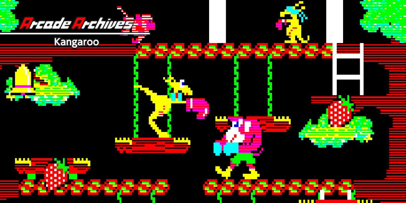 Arcade Archives Kangaroo
