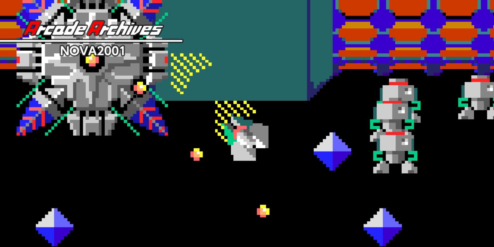 Arcade Archives NOVA2001