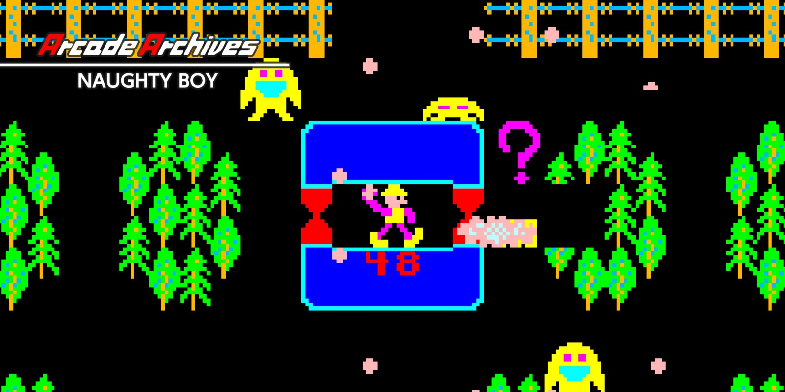 Arcade Archives NAUGHTY BOY
