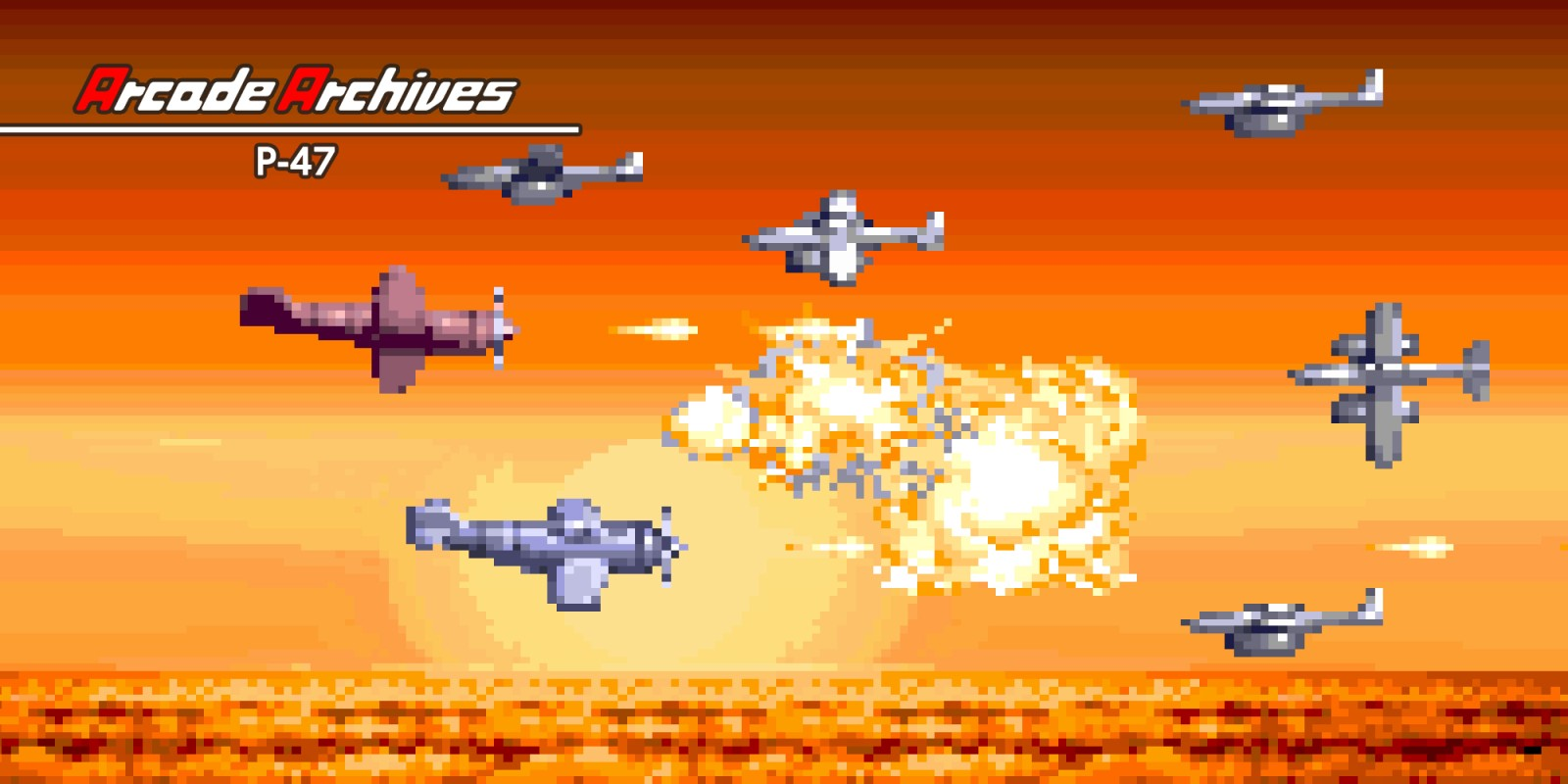 Arcade Archives P-47