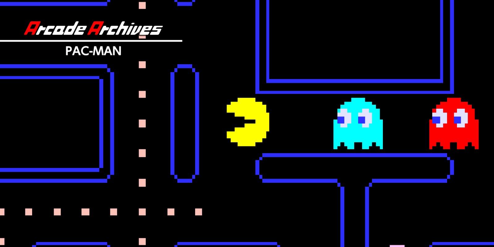 Arcade Archives PAC-MAN
