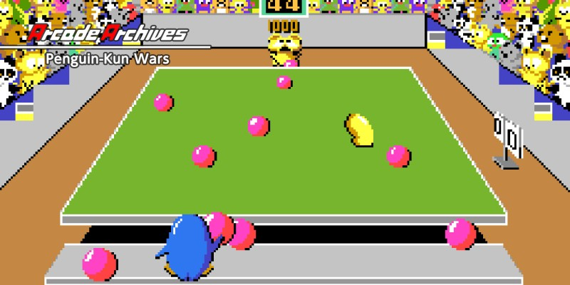 Arcade Archives Penguin-Kun Wars