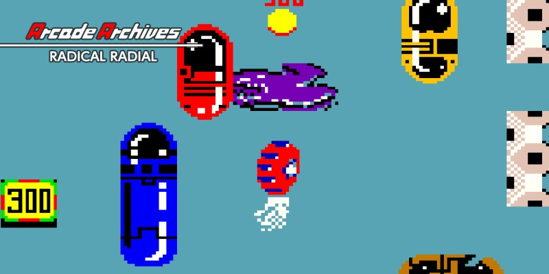 Arcade Archives RADICAL RADIAL