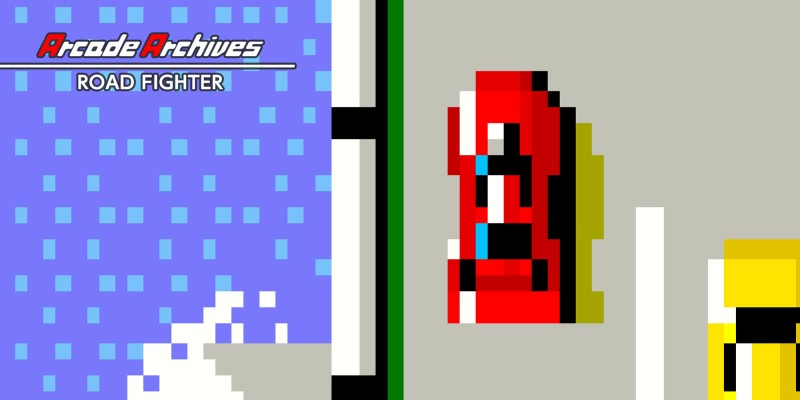 Arcade Archives ROAD FIGHTER