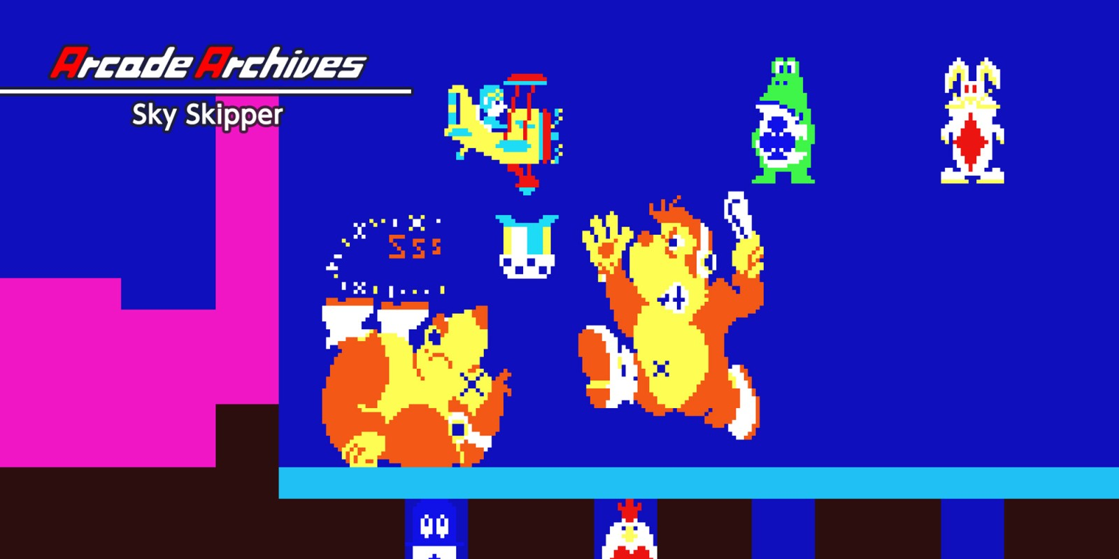 Arcade Archives Sky Skipper