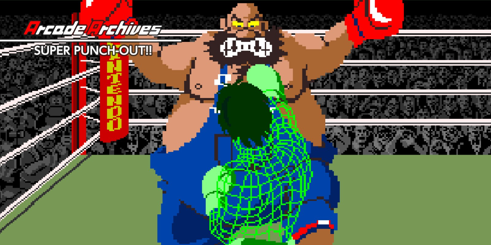 Arcade Archives SUPER PUNCH-OUT!!