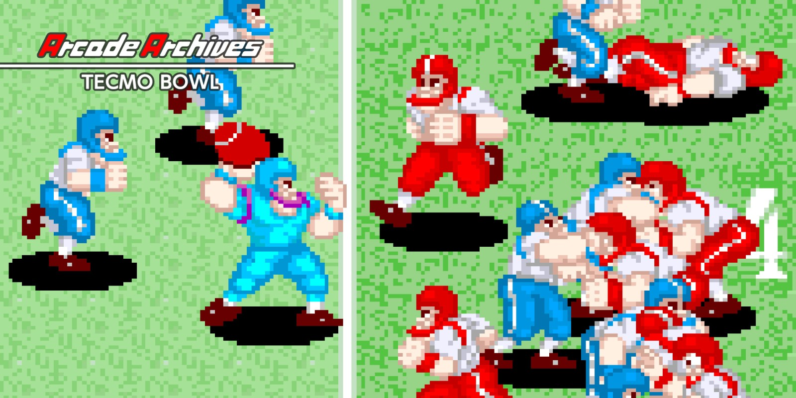 Arcade Archives TECMO BOWL