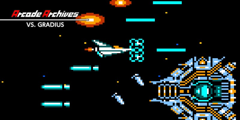 Arcade Archives VS. GRADIUS