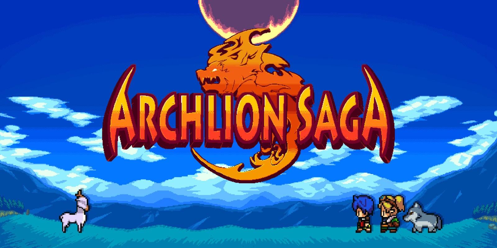 Archlion Saga