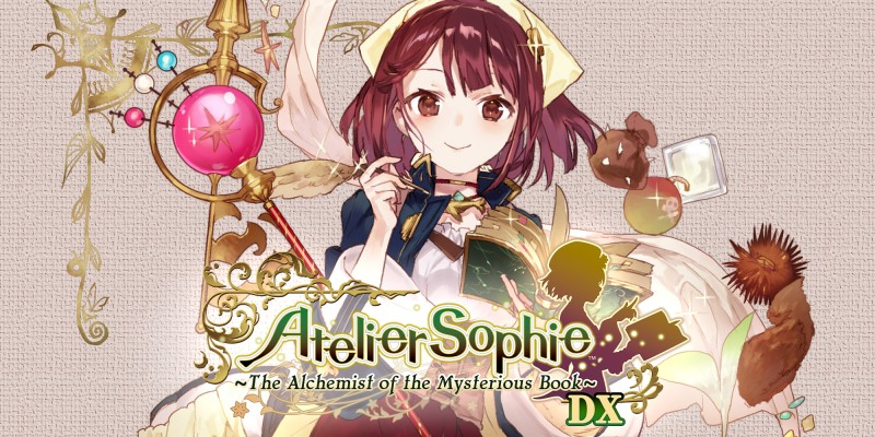Atelier Sophie: The Alchemist of the Mysterious Book DX