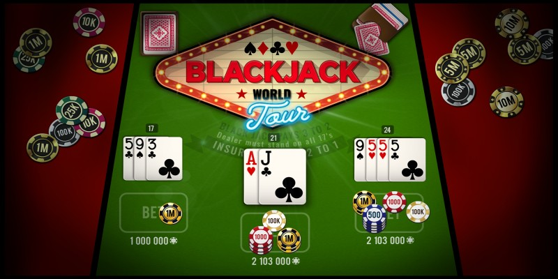 Black Jack World Tour