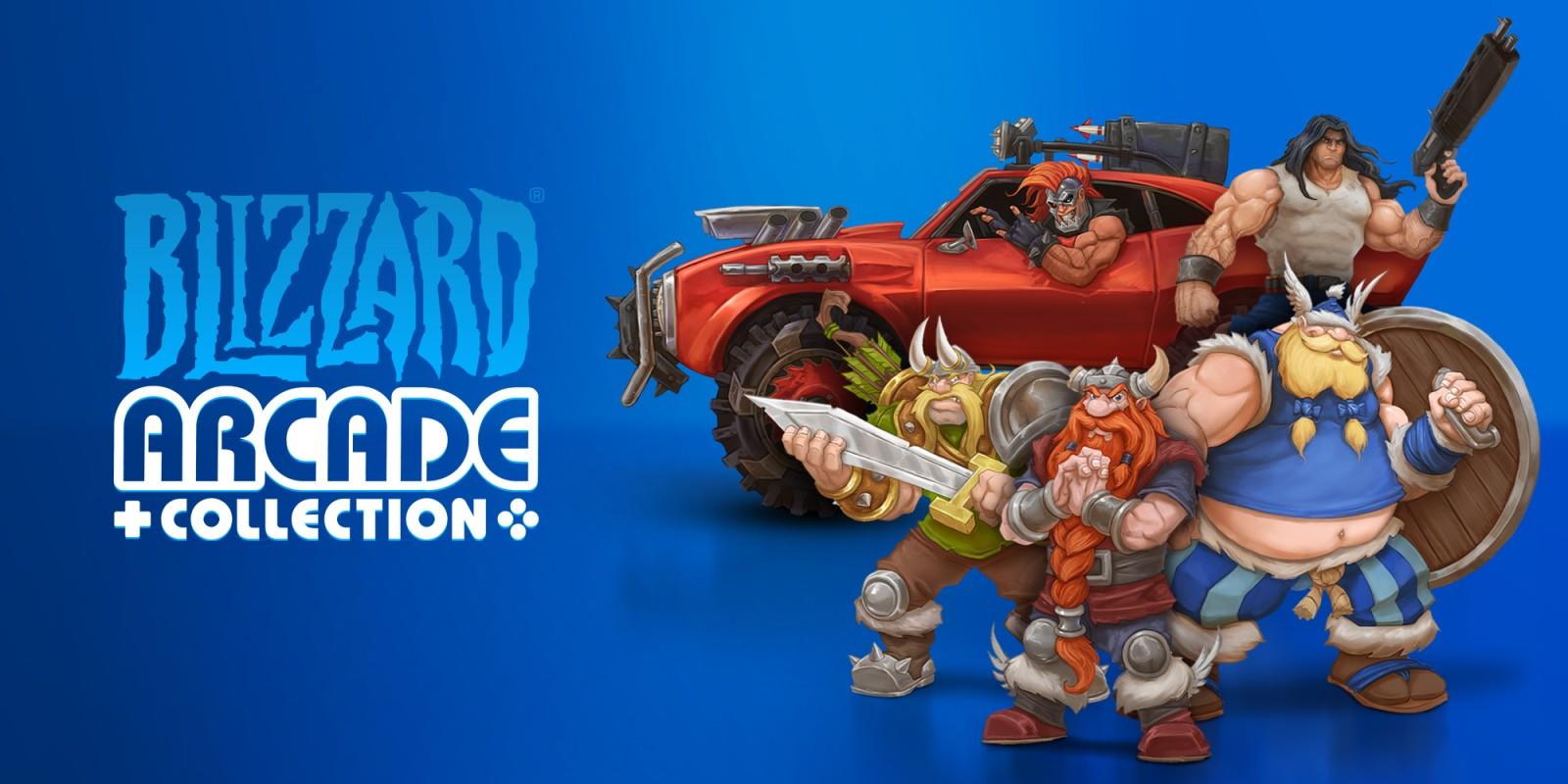 Blizzard® Arcade-Sammlung