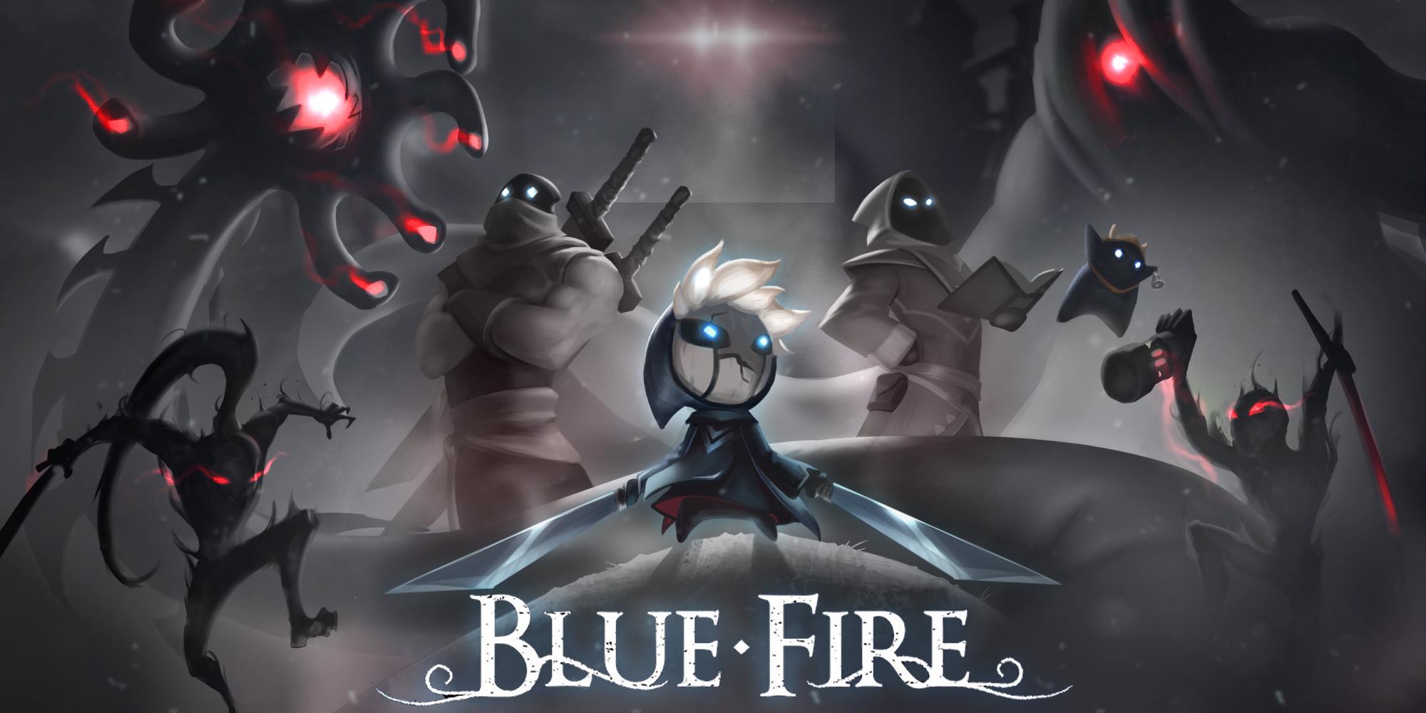 Blue Fire   Jeux à télécharger sur Nintendo Switch   Jeux   Nintendo