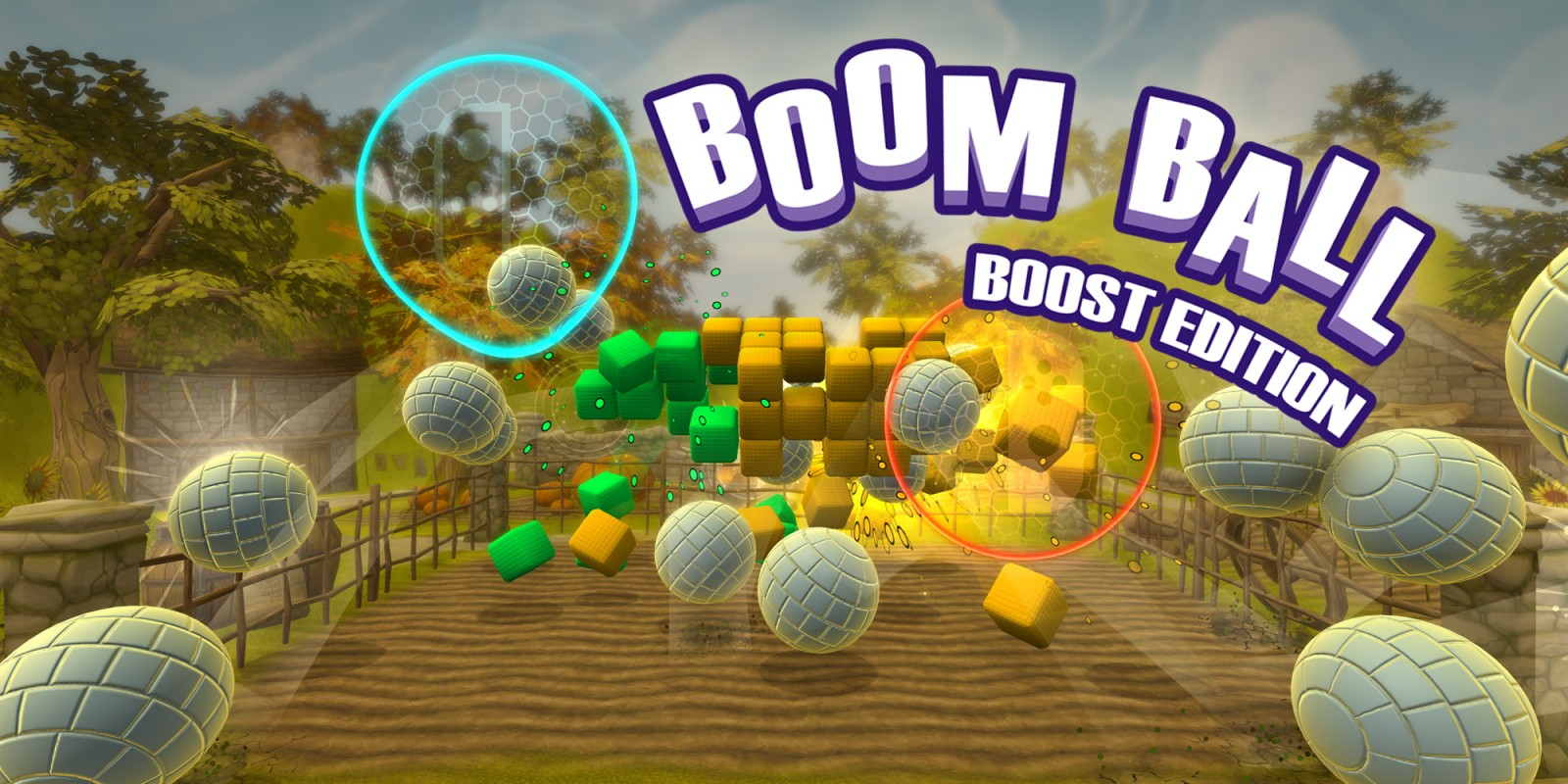 Boom Ball: Boost Edition