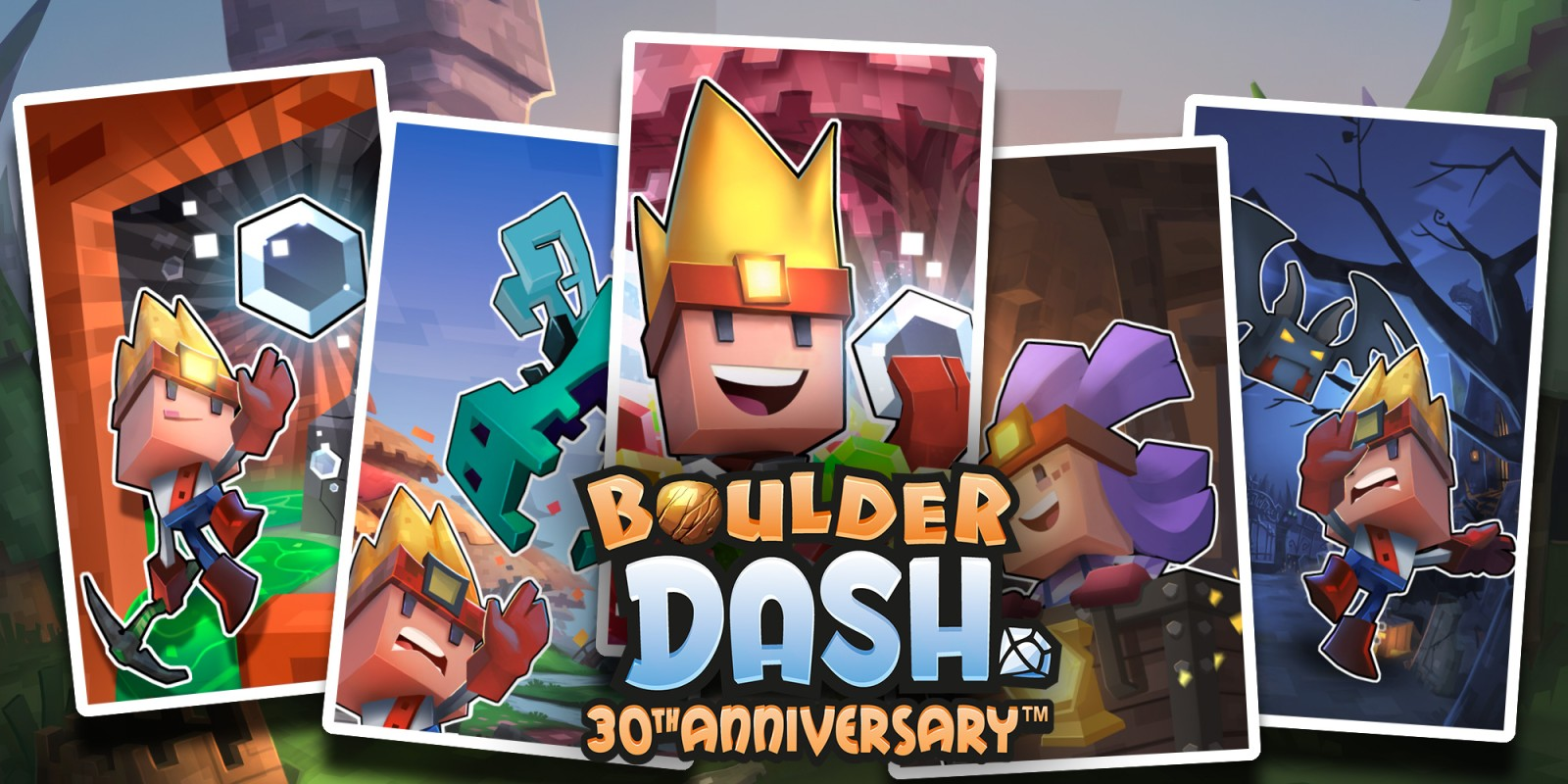 Boulder Dash® 30th Anniversary™