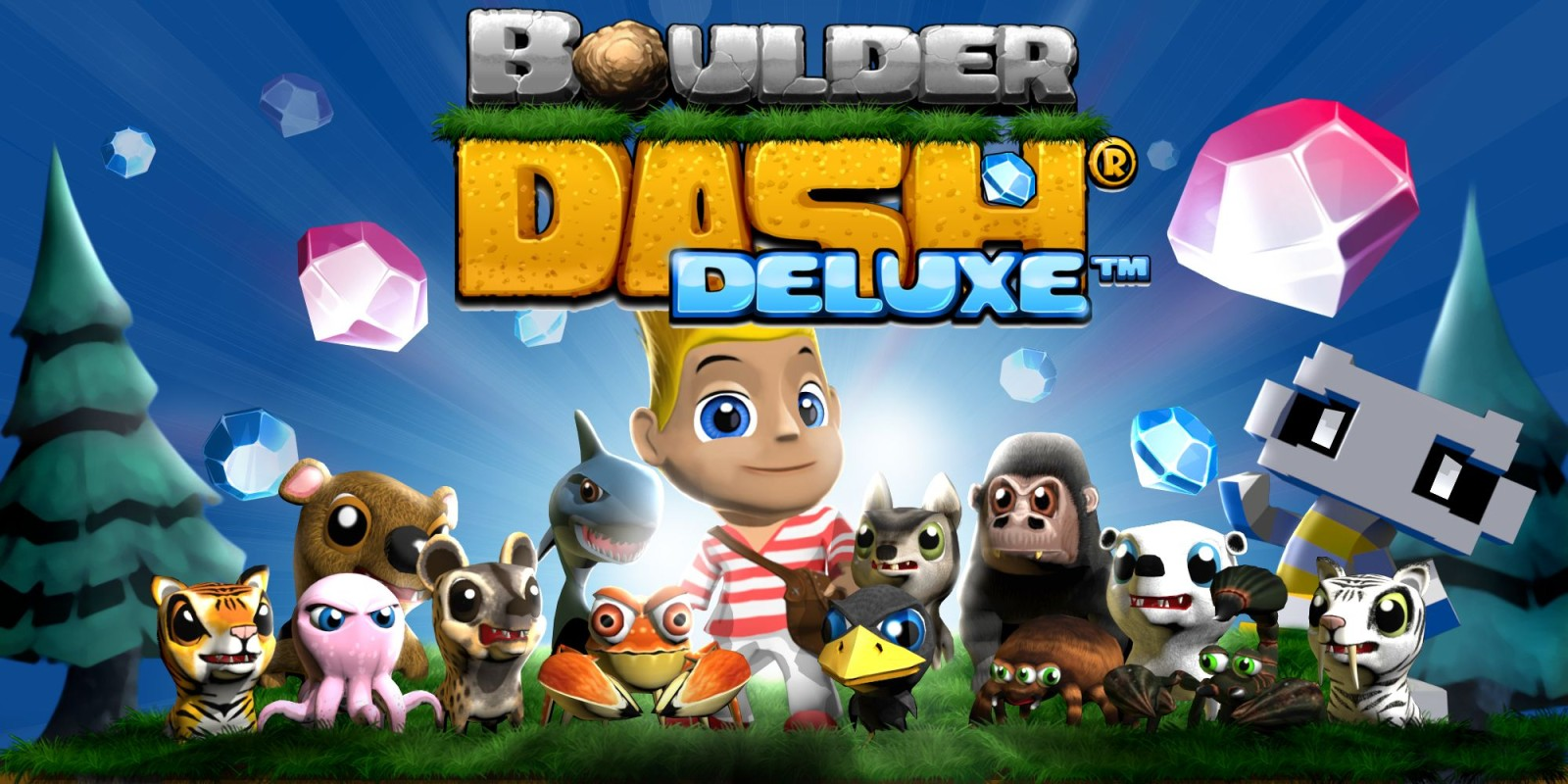 Boulder Dash® Deluxe