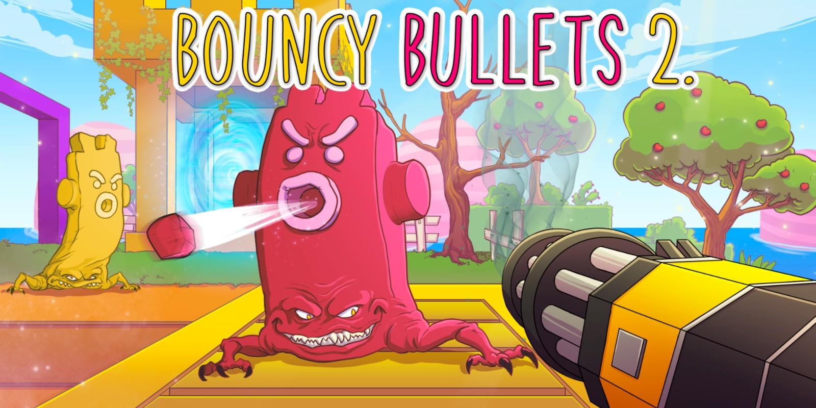 Bouncy Bullets 2