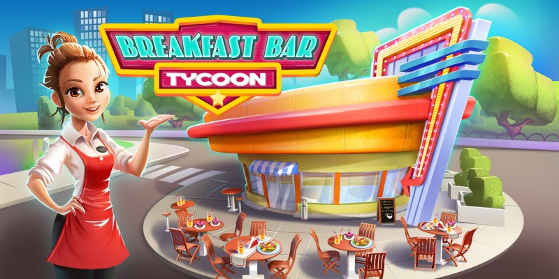 Breakfast Bar Tycoon