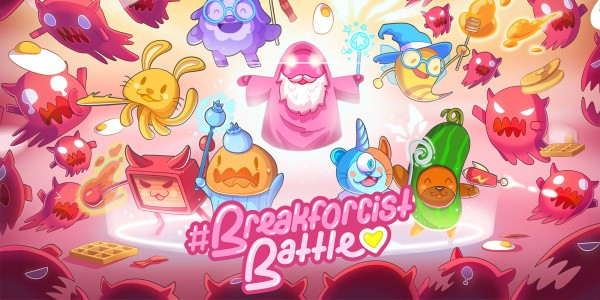 #Breakforcist Battle