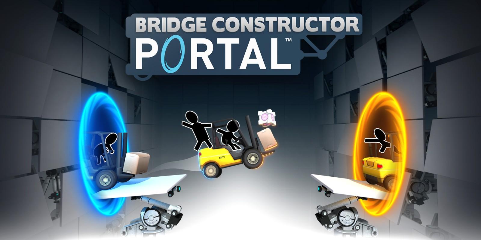 Bridge Constructor Portal Nintendo Switch Download Software
