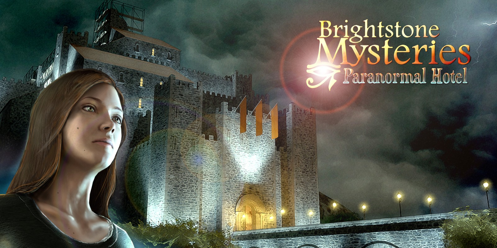 Brightstone Mysteries: Paranormal Hotel