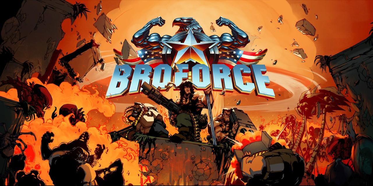 Broforce | Nintendo Switch Download-Software | Spiele | Nintendo