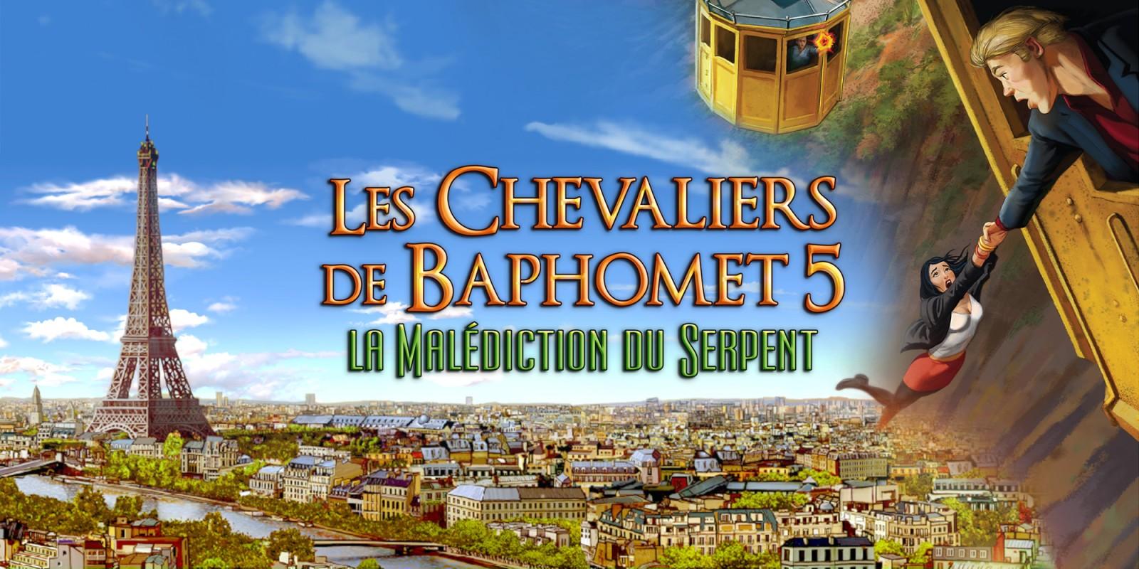 GRATUIT DE JEUX BAPHOMET CHEVALIERS TÉLÉCHARGER LES