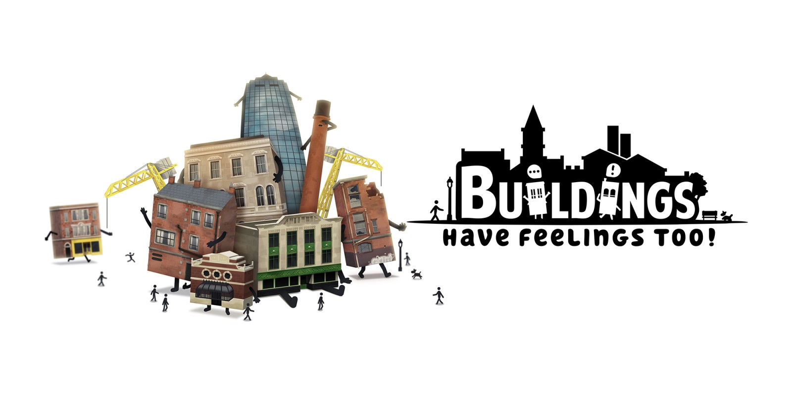 Buildings Have Feelings Too!