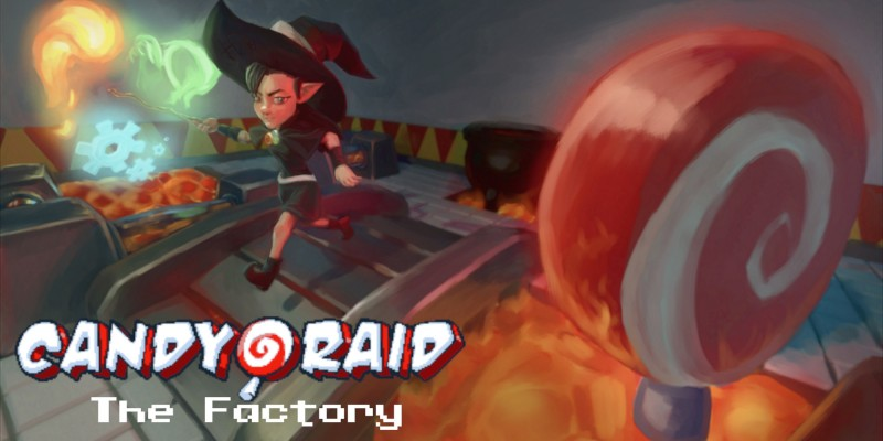 Candy Raid: The Factory