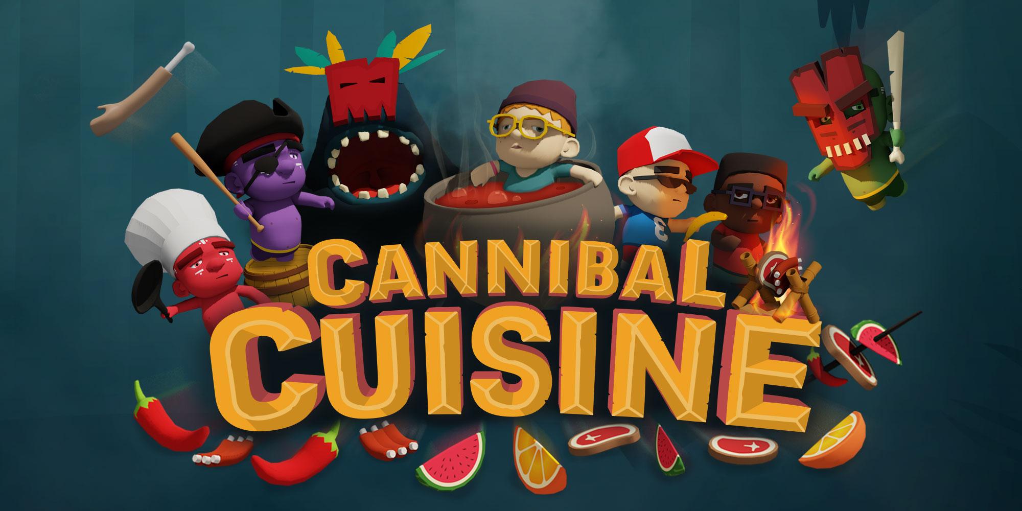 Cannibal Cuisine | Jeux à télécharger sur Nintendo Switch | Jeux ...