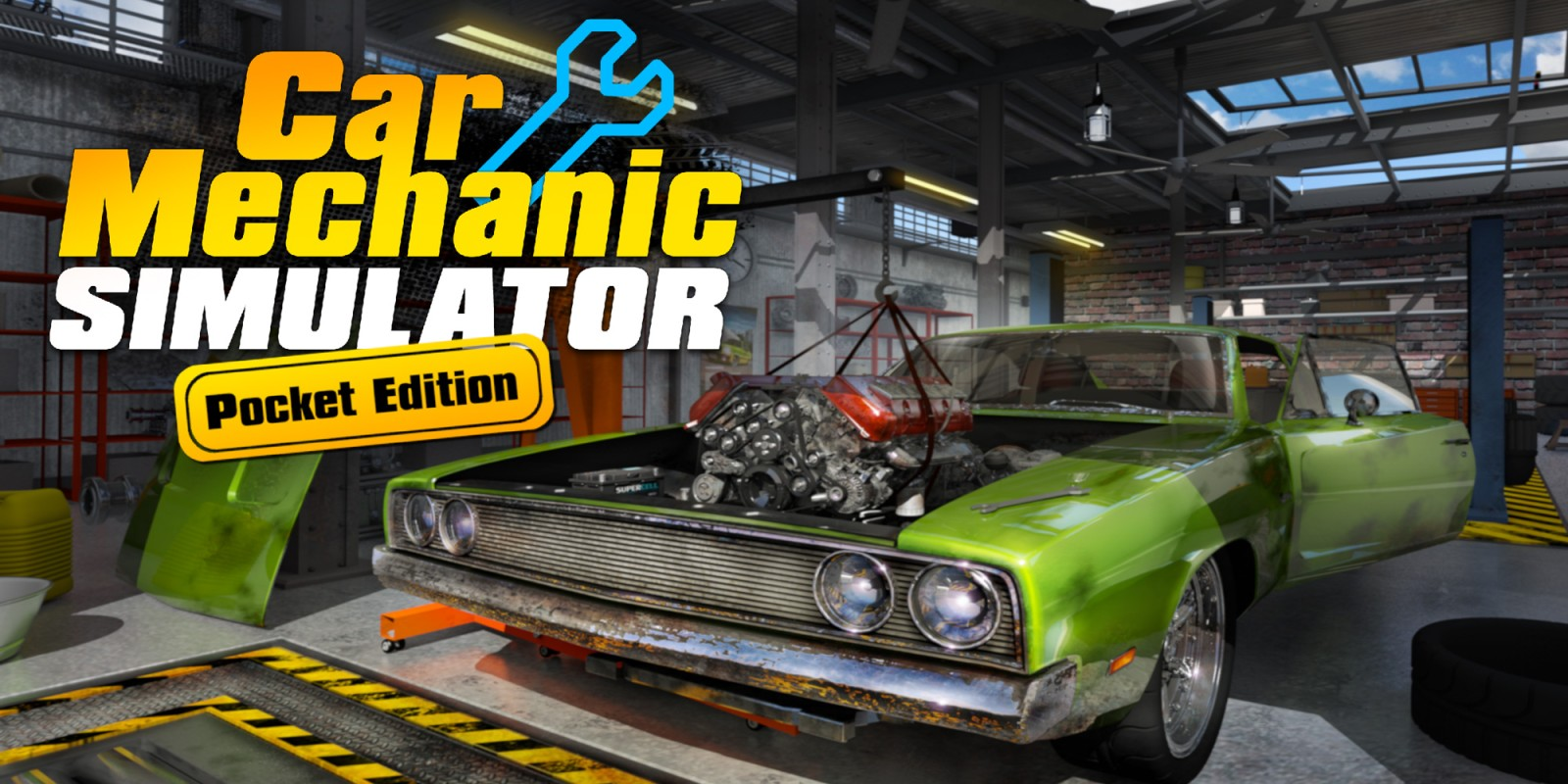 Car Mechanic Simulator Pocket Edition